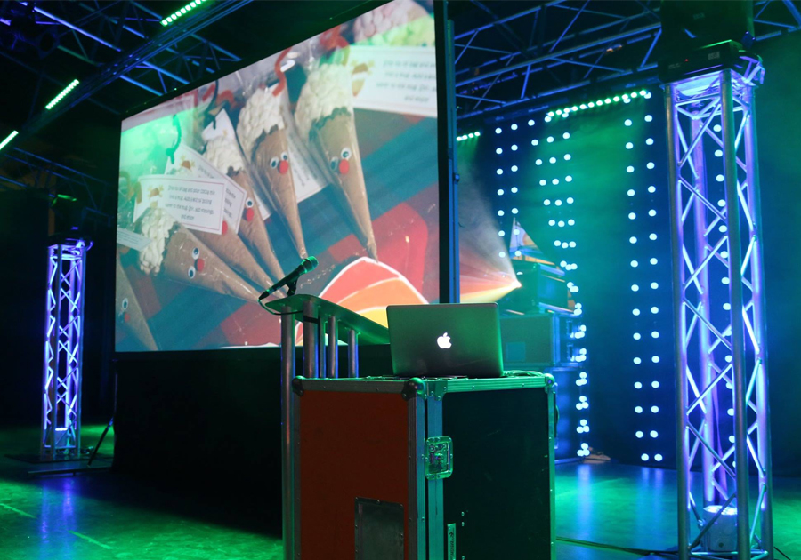 Corporate AV equipment hire in South West Wales, Cardiff, Swansea, Newport, Carmarthenshire & Pembrokeshire