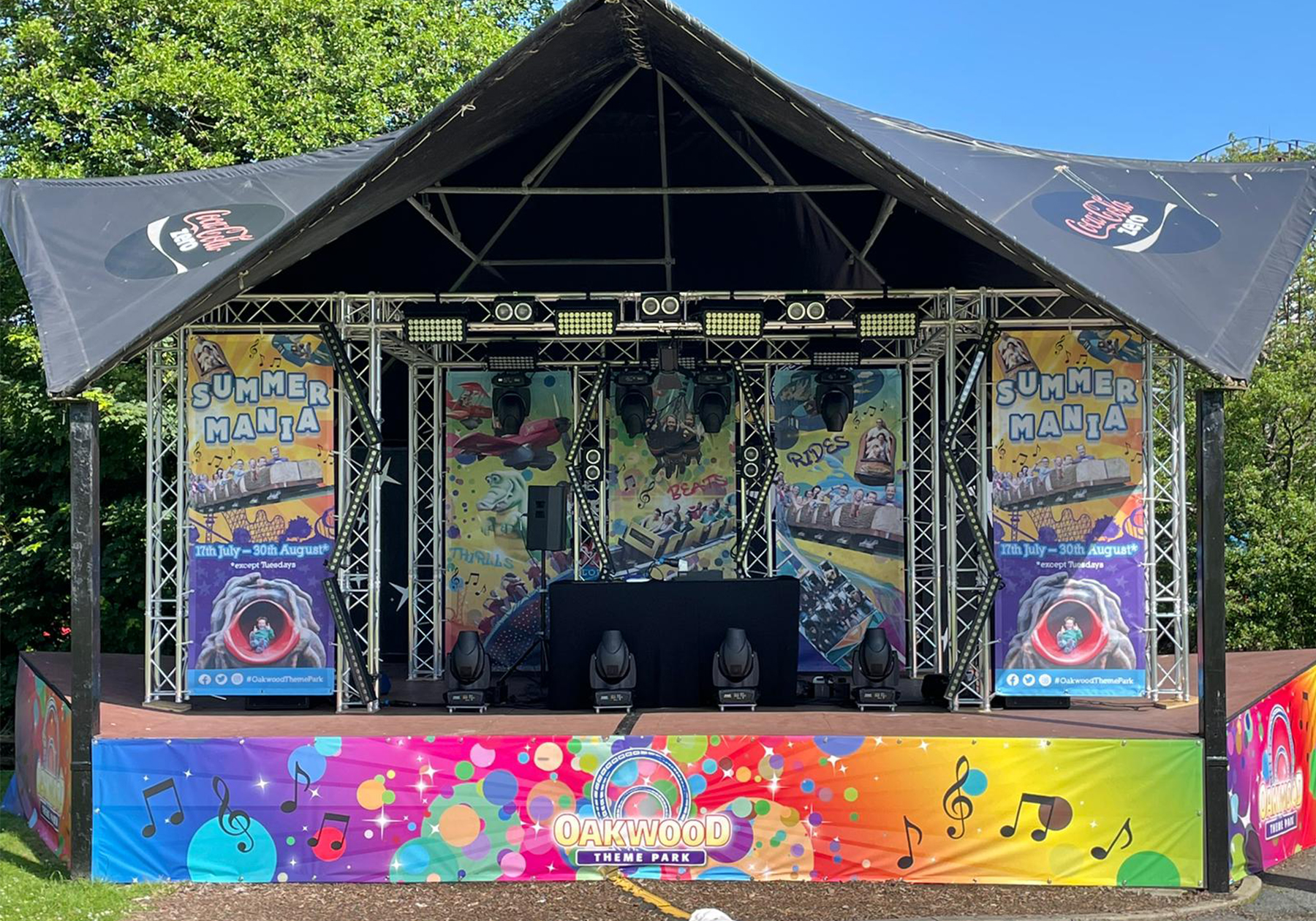 Hire AV equipment, pa systems, sound & lighting for events in South West Wales, Cardiff, Swansea, Newport, Carmarthenshire & Pembrokeshire