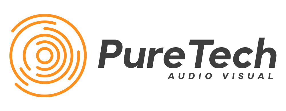 Pure Tech Audio Visual | Audio visual equipment, PA systems, sound & lighting hire in Cardiff, Swansea, Newport, Carmarthenshire, Pembrokeshire, South & West Wales