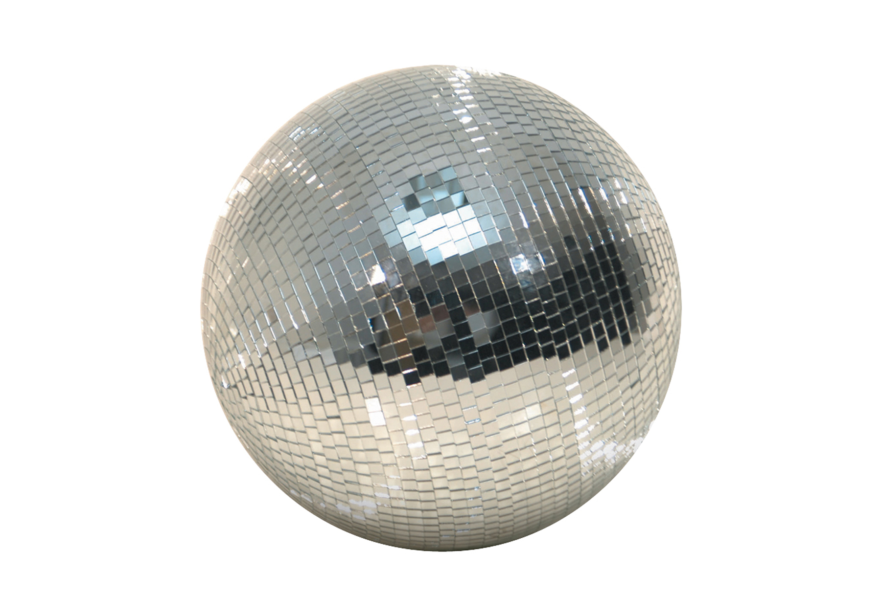 Hire mirrorball disco glitter ball 100cm 1m dmx motor in Cardiff, Swansea, Pembrokeshire, Carmarthenshire, South West Wales